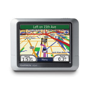 Garmin Nuvi GPS. Find You Way Around Seattle !